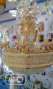 Golden Chandelier By 800 | Home Accessories for sale in Lagos State, Maryland