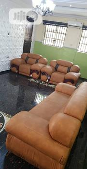 Executive Sofa Complete Set | Furniture for sale in Ogun State, Sagamu