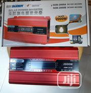 2000w Solar Power Inverter | Solar Energy for sale in Lagos State, Lagos Mainland
