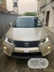Lexus RX 2015 Gold | Cars for sale in Lagos State, Lekki Phase 2
