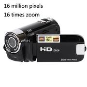 Portable HD Digital Video Camera Recorder 16MP 16X Zoom   Photo & Video Cameras for sale in Lagos State, Ikeja