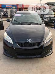 Toyota Matrix 2009 Black | Cars for sale in Lagos State, Ajah