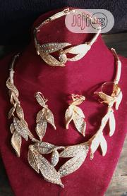 Set of Necklace, Earrings, Bangle and Ring | Jewelry for sale in Lagos State, Magodo
