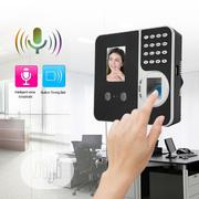 Realand F491 Wifi Face Detection Biometric Time Attendance Machine | Safety Equipment for sale in Lagos State, Ikeja