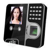 Realand F490 Face Detection Biometric Time Attendance Machine | Safety Equipment for sale in Lagos State, Ikeja
