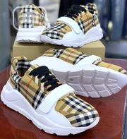Burberry Snickers | Shoes for sale in Lagos State, Surulere