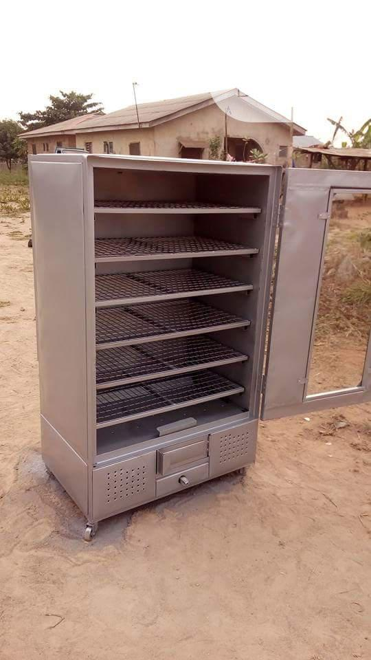 Industrial Gas Oven 12