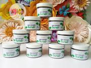 Dara Naturals Sugar and Green Coffee Scrub | Skin Care for sale in Lagos State, Ilupeju