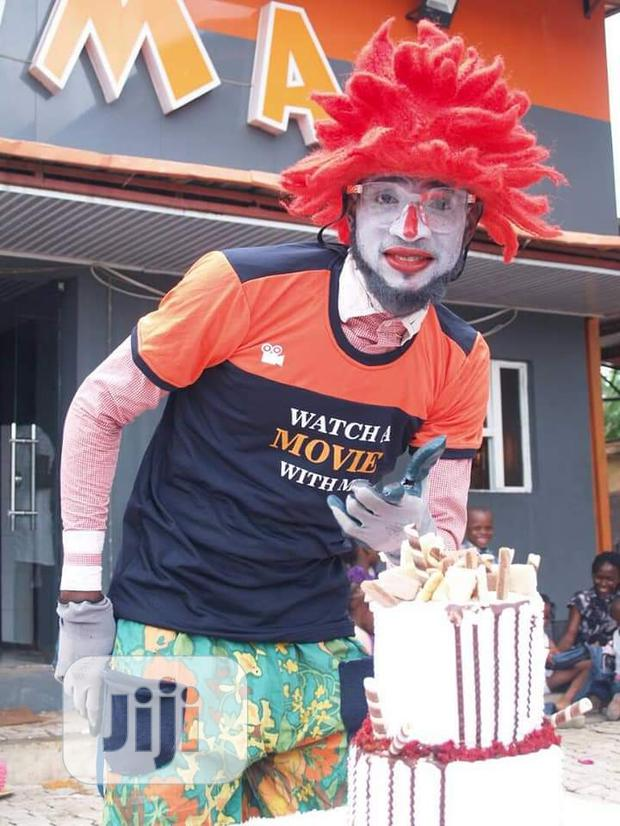 Clown For Kiddies Event