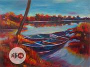 2 Canoes At The River Bank | Arts & Crafts for sale in Lagos State, Lagos Island
