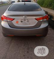 Hyundai Elantra 2012 GLS Automatic Gray | Cars for sale in Ogun State, Abeokuta South