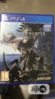 Ps4 Monster Hunter World | Video Game Consoles for sale in Abuja (FCT) State, Gwarinpa