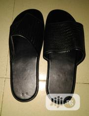 Best Black Foreign Sole Slipper Size 44 | Shoes for sale in Lagos State, Ojodu