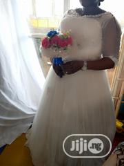 Plus Seoze Ivory Ball Gown   Wedding Wear for sale in Lagos State, Egbe Idimu