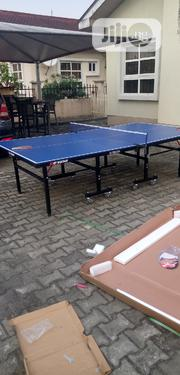 Standard Outdoor Table Tennis Board for All Wheather Condition | Sports Equipment for sale in Lagos State, Ikoyi