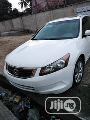 Honda Accord 2008 2.4 EX White | Cars for sale in Lagos State, Amuwo-Odofin
