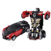 One Step Impact Deformation Car Mini Transformation Robot Toy | Toys for sale in Ogun State, Abeokuta South