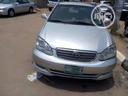 Toyota Corolla 2004 Sedan Automatic Silver | Cars for sale in Lagos State, Mushin