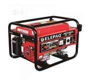 Elepaq Ec5800cx - 2.5kva Manual Generator Constant 100% Copper | Electrical Equipment for sale in Lagos State, Ikeja