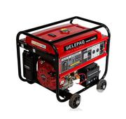 Elepaq Elepaq Key Start Generator 7.5KVA EC18000 CXS 100% Copper | Electrical Equipment for sale in Lagos State, Ikeja