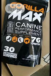 Gorilla Max High Performance Muscle Builder Supplement For Dog Puppy | Pet's Accessories for sale in Lagos State, Surulere
