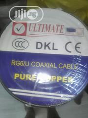 Rg 6 Coaxial Cable | Accessories & Supplies for Electronics for sale in Lagos State, Ojo