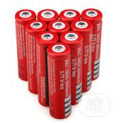 4000mah 3.7V Li-on Rechargeable Battery - 10 Pcs | Accessories & Supplies for Electronics for sale in Lagos State, Ikeja