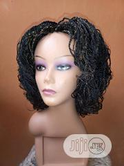 Kinky Curly Braided Wigs | Hair Beauty for sale in Lagos State, Alimosho