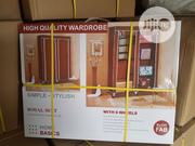 High Quality Wardrobe With 6 Wheels | Furniture for sale in Lagos State, Ojo