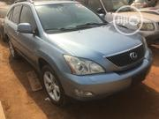 Lexus RX 2007 350 Blue | Cars for sale in Lagos State, Isolo