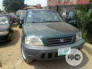 Honda CR-V 1998 2.0 Automatic Green | Cars for sale in Lagos State, Mushin