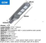 Motion Sensor Street Light | Solar Energy for sale in Abuja (FCT) State, Gwarinpa