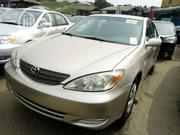 Toyota Camry 2003 Gold | Cars for sale in Lagos State, Apapa