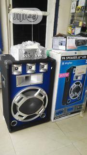 Skytronic Karaoke Amplifier FM,USB,SD,MP3 With PA Speaker 800watts | Audio & Music Equipment for sale in Lagos State, Alimosho