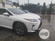 Lexus RX 2018 350L Luxury AWD White | Cars for sale in Lagos State, Ikeja