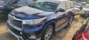 Toyota Highlander 2016 Blue | Cars for sale in Rivers State, Port-Harcourt