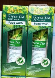 Green Tea Oil Control Face Wash For Glowing And Clearer Face | Skin Care for sale in Lagos State, Surulere