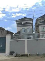 4Bedroom With 2-Room Office Space & BQ At Gbagada For Sale.   Houses & Apartments For Sale for sale in Lagos State, Gbagada
