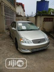 Toyota Corolla S 2004 Silver | Cars for sale in Lagos State, Isolo