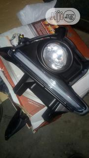 Complete Fog With LED Lights High Lander 2015 | Vehicle Parts & Accessories for sale in Lagos State, Mushin