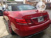 Mercedes-Benz E350 2014 Red | Cars for sale in Lagos State, Surulere