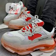 *Balenciaga 19ss //Triple S Trainer//* * ||-Clear Sole-|| | Sports Equipment for sale in Lagos State, Lagos Island