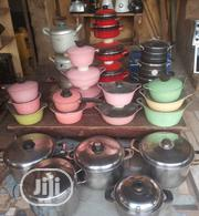 Fairly Used Cooking And Serving Pots | Kitchen & Dining for sale in Abuja (FCT) State, Nyanya
