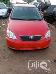 Toyota Corolla 2005 2.0 D Red | Cars for sale in Kaduna State, Kaduna