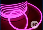 Led Pink Neon Rope Lightip65 Waterproof SMD2835 LED Neon Rope Light | Home Accessories for sale in Lagos State, Ojo
