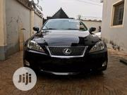 Lexus IS 250 Automatic 2010 Black | Cars for sale in Lagos State, Lekki Phase 2