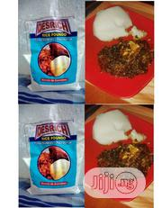 Desrich Seet Rice Poundo In Stock No For Just 800 Naira | Meals & Drinks for sale in Lagos State, Ajah