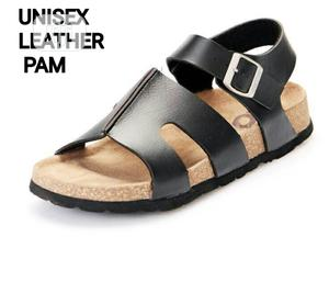 Leather Hand-made Leather Pam Sandals