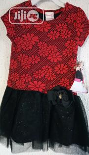 Nannete Red &Black Gown | Children's Clothing for sale in Lagos State, Ikeja