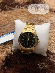 Casio Gold Chain Wristwatch | Watches for sale in Abuja (FCT) State, Katampe